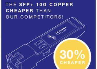 SFP+ Copper