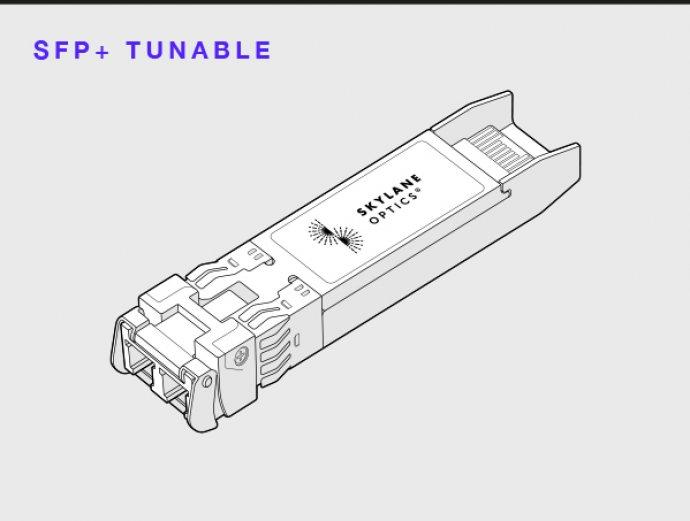 SFP+ Tunable