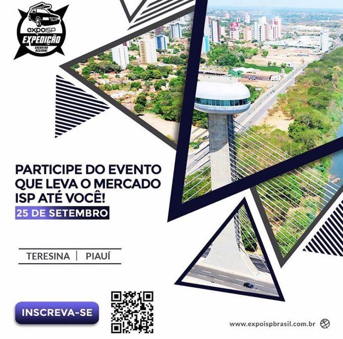 Event Brazil - Participe do evento que leva o mercado isp até você!